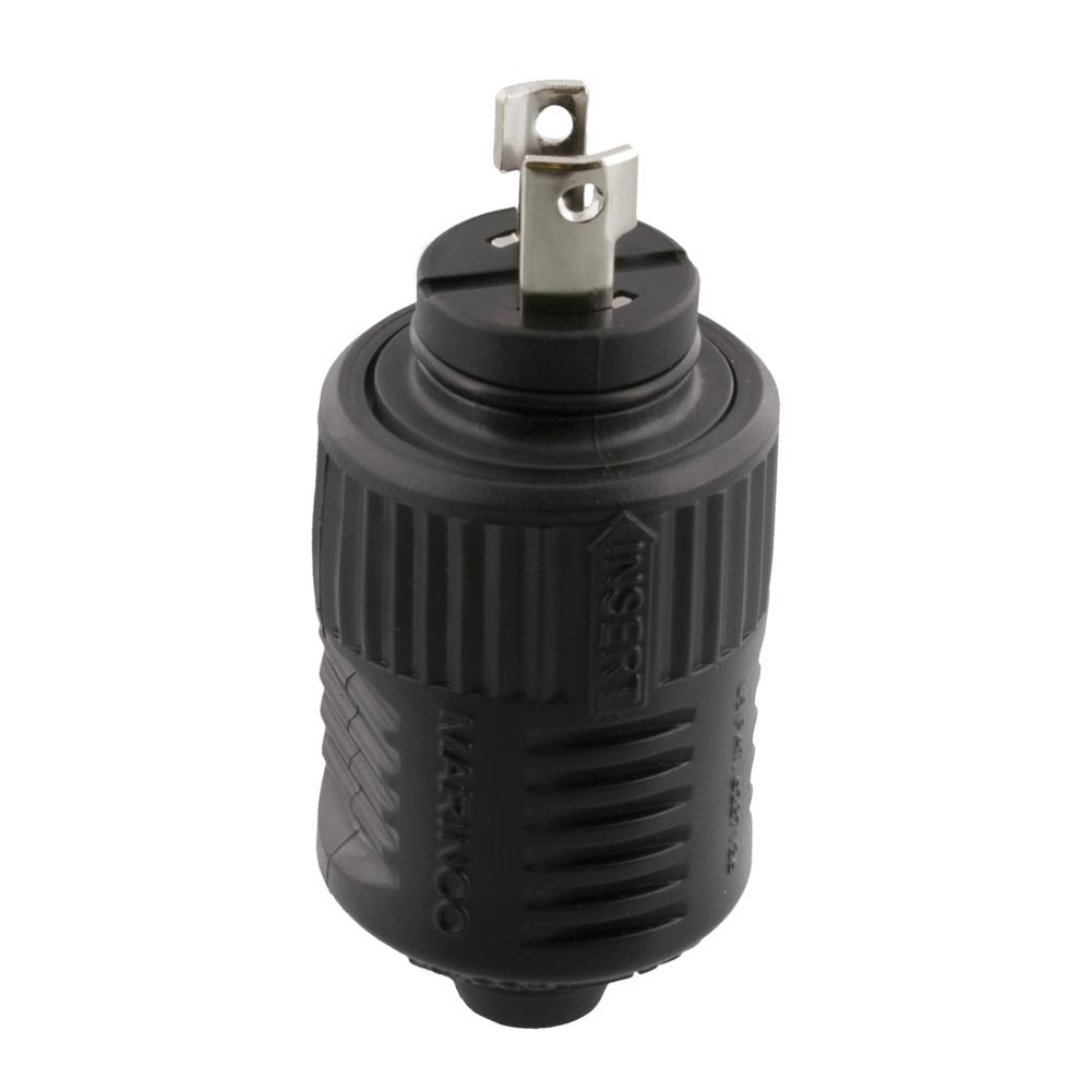 scotty   No. 2127 12V Downrigger Plug by Marinco® on marinco 50 amp wiring diagram, marinco trolling motor plug wiring, receptacle wiring diagram, 12 volt switch wiring diagram, 12 24 trolling motor wiring diagram, spark plugs wiring diagram,