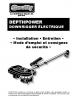 French Electric Downrigger Manual
