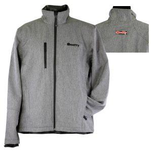Scotty Grey Collared Jacket
